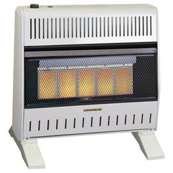 ProCom Heating Dual Fuel Ventless Infrared Gas Space Heater