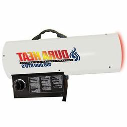 Dura Heat GFA150A Propane Forced Air Heater w/Hose & Regulat
