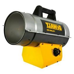 DeWALT DXH125FAV Portable 125,000 BTU/HR Forced Air Propane