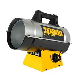 DeWalt DXH90FAV FALP Heater, 55 to 90K BTU