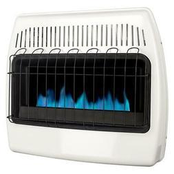 Dyna-Glo 30,000 BTU Vent Free Liquid Propane Blue Flame Wall