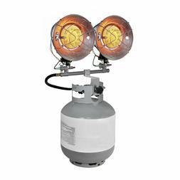 Dyna-Glo  30000 BTU/hr. 1960 sf. Radiant  Tank Top Heater do