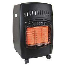 DYNA-GLO RA18LPDG Cabinet Utility Heater,LP Gas,Piezo