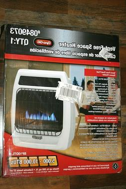 Dyna-glo Dual Fuel Blue Flame Vent Free Space Heater  Floor/