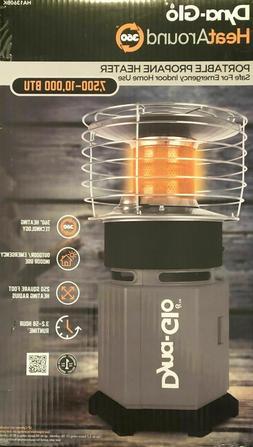 Dyna-Glo HeatAround 360 Portable Propane Heater - 10,000 BTU
