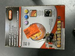 Dyna-Glo Portable Heater Single Burner Radiant Tank Top Prop