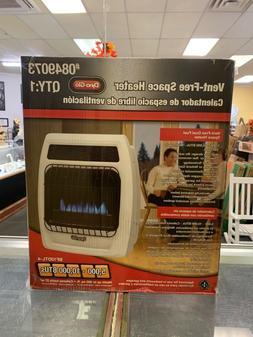 Dyna-Glo Vent Free Heater 10,000 BTU Dual Fuel Propane Natur