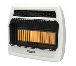 Dyna Glo Wall Heater 30000 BTU Ventless Infrared Liquid Prop