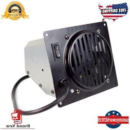 Dyna-Glo Wall Heater Fan Vent Free Warm Hot Air Blower Manua