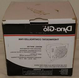 Dyna-Glo WHF100 Electric Vent-Free Wall Heater Thermostat Co
