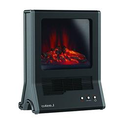 NEW Lasko 1500W Electric Ceramic Fireplace Room Portable Spa