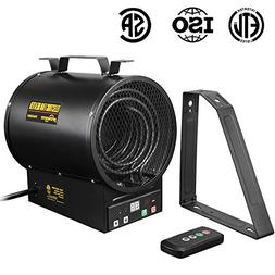 PROWARM Electrical Forced Air Industrial Fan Heater 240V Lar