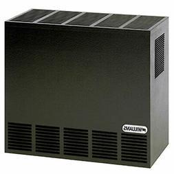 Williams Enclosed Front Room Heater Propane 20000 BTU, Lot o