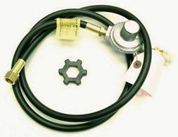 Mr Heater F273071 POL 5' Propane Hose & Regulator Assembly