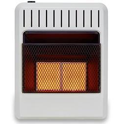 Avenger FDT2IRA Gas Space Heater, Medium, White