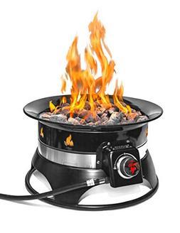 Outland Firebowl 870 Premium Outdoor Portable Propane Gas Fi