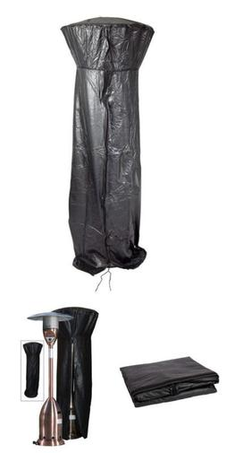 Fire Sense Full Length Patio Heater Cover Protect Propane He