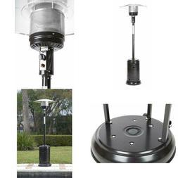 Garden Outdoor Patio Heater Propane Standing LP Gas Steel w/
