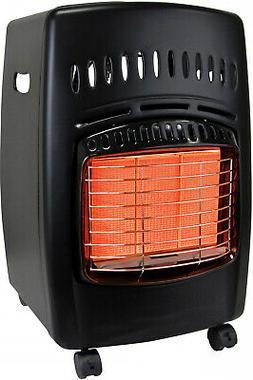 Heater Propane Gas Cabinet Portable 18K BTU Space Garage Hom