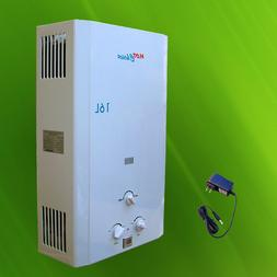 BRAND NEW LPG PROPANE GAS TANKLESS WATER HEATER 16L - HOT CH