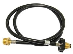 Hongso HRCC1 5-Foot High-Pressure Propane Hose and Adapter f