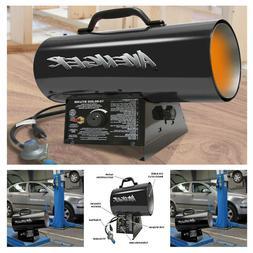 Indoor Propane Heater 60,000 BTU Heating Capability 1,450 Sq