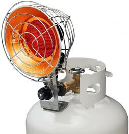 Infra-Red Tank Top Propane Heater - Single Burner, 15,000 BT