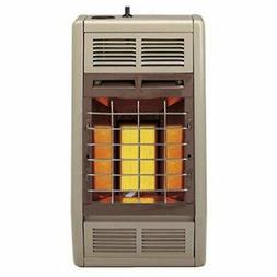Empire Infrared Heater Liquid Propane 10000 BTU, Thermostati