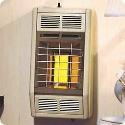 Empire Infrared Heater Liquid Propane 10000 BTU, Manual Cont