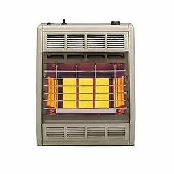 Empire Infrared Heater Liquid Propane 18000 BTU, Thermostati