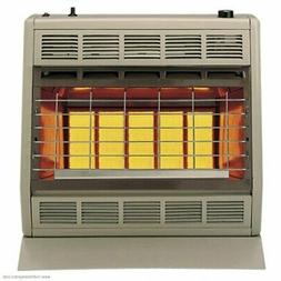 Empire Infrared Heater Liquid Propane 30000 BTU, Thermostati