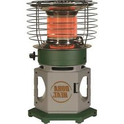 instant radiant propane heater