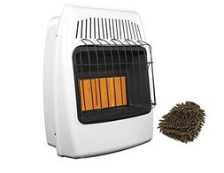 IR18NMDG-1 Dyna-Glo Wall Heater, 18,000 BTU, Natural Gas Inf