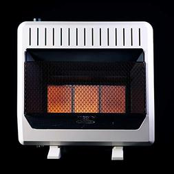 Sure Heat IWH26IRLP Thermostat Blower Liquid Propane 5 Ceram