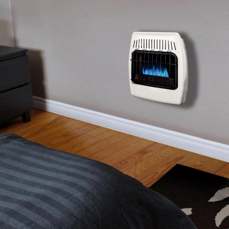 10,000 BTU Vent Wall Heater