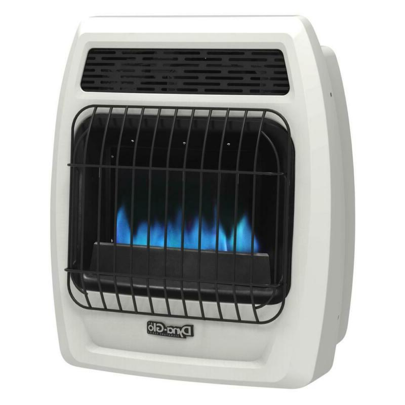 10 Btu Flame Thermostatic Wall