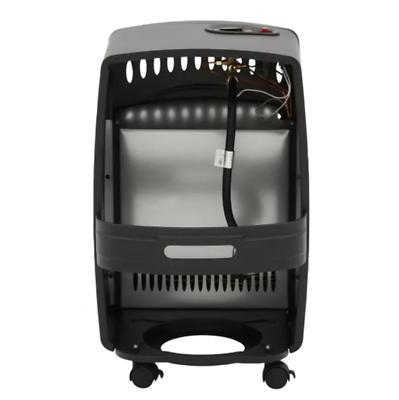 18000 BTU Cabinet Gas Portable Radiant Propane Heater Space Garage