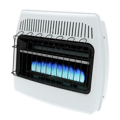 30 flame vent wall heater