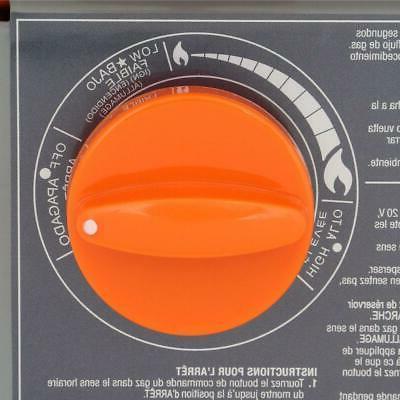 Dyna-Glo Portable Forced Air Propane Garage