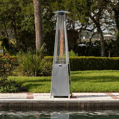 Fire Sense 40,000 Stainless Patio Flame