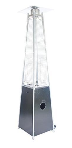 Legacy Heating 40000 BTU Outdoor Pyramid Quartz Glass Tube P