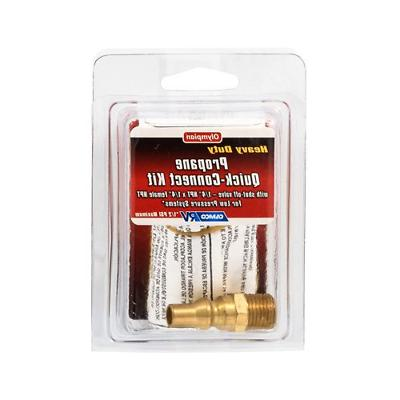 59853 heavy duty propane quick connect kit