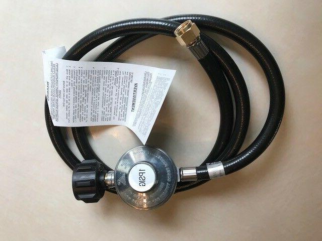 5ft hose low pressure propane regulator