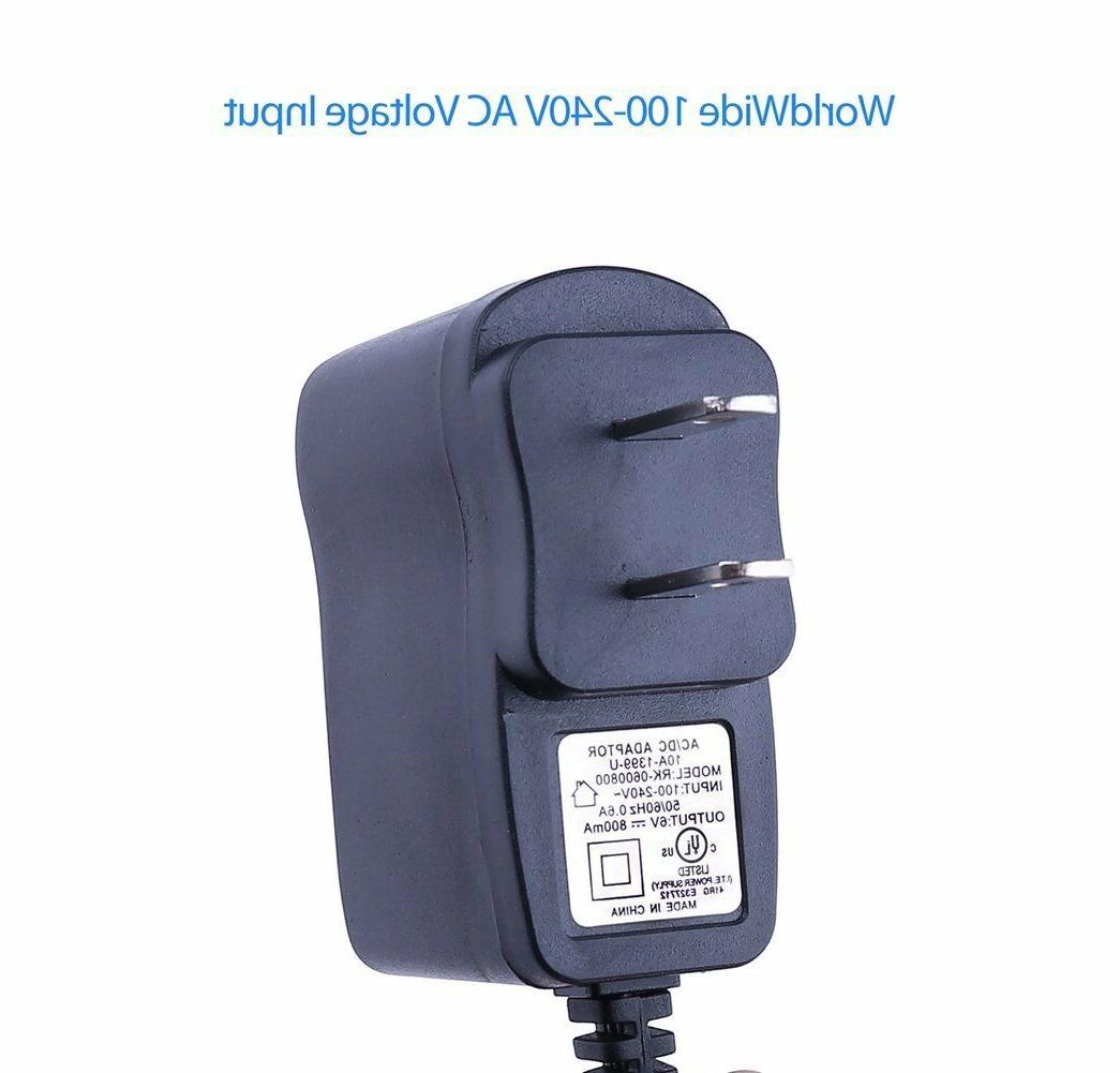 6V Adapter for Mr. Heater Big Propane Cord