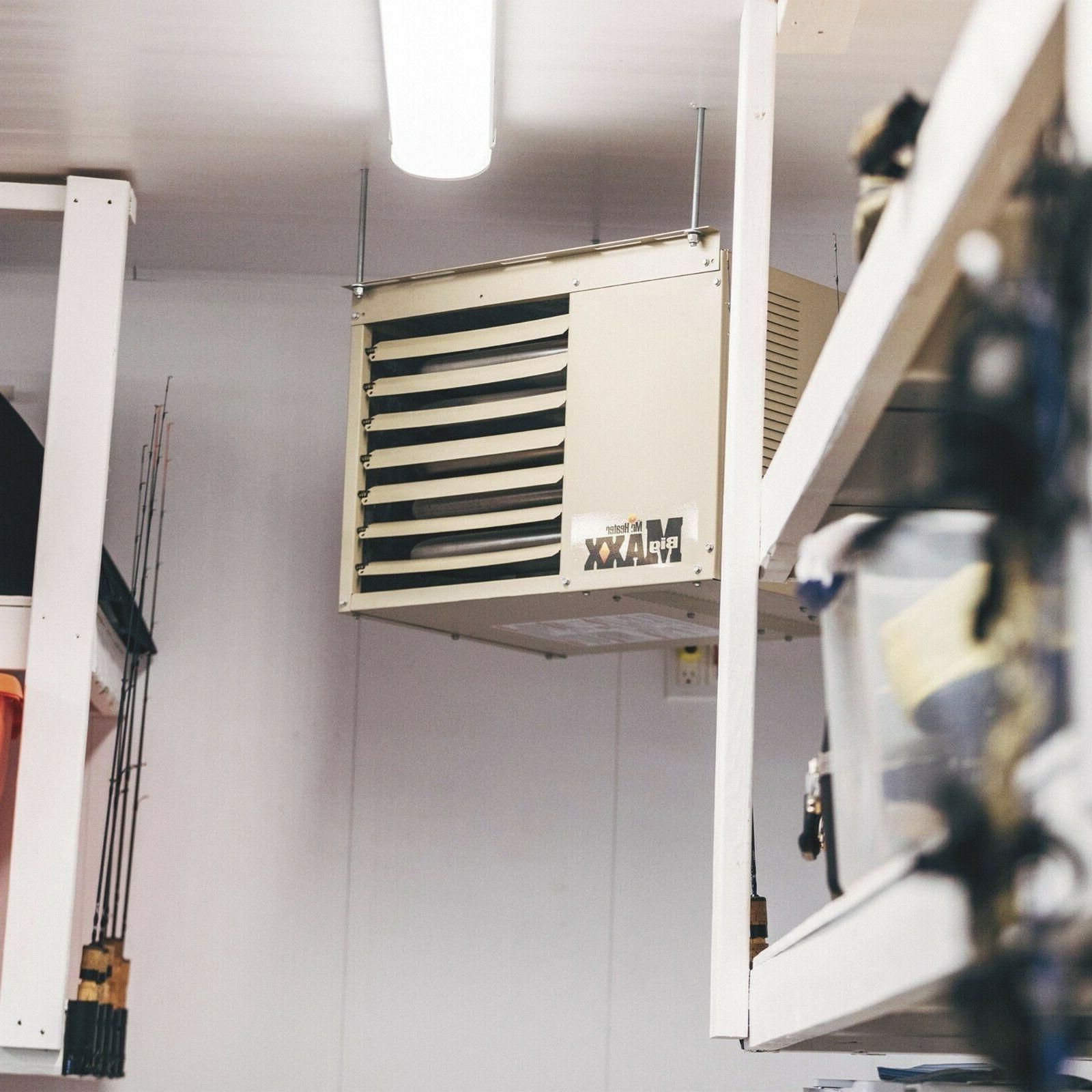 80000 Natural Gas Garage Spark Ignition