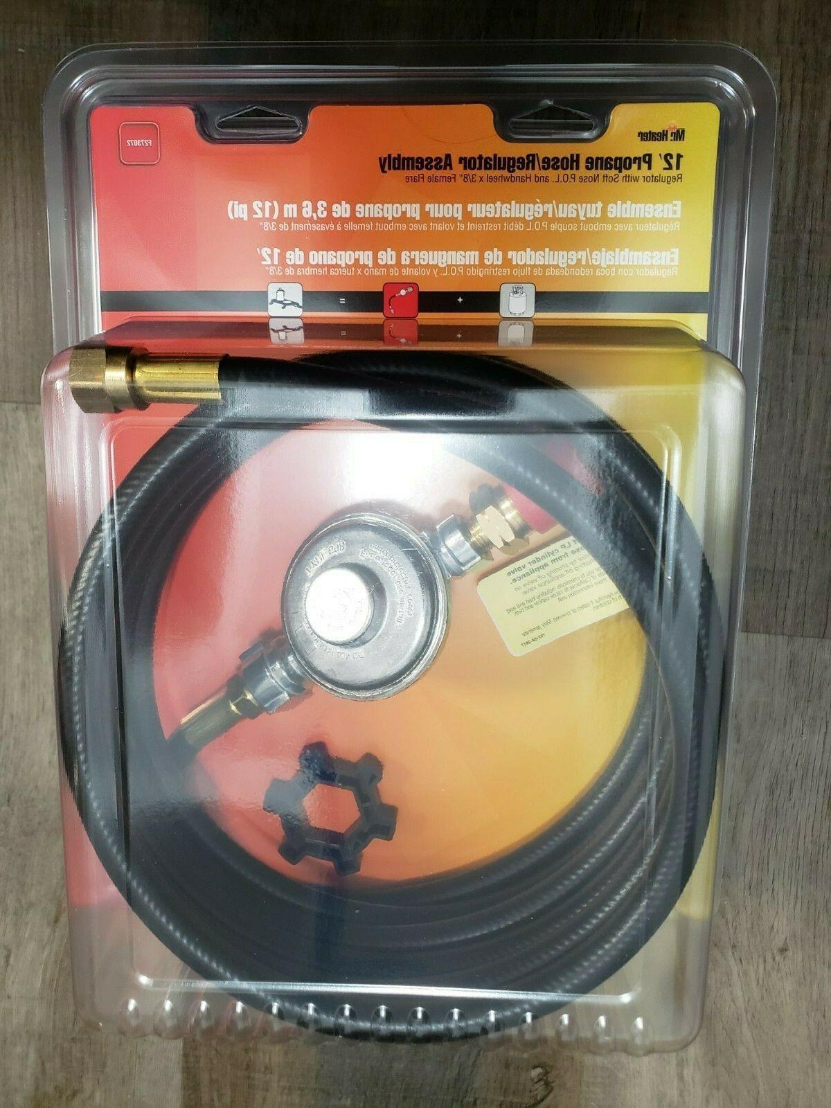 Enerco - Mr Heater 12 Propane Hose Assembly F273702