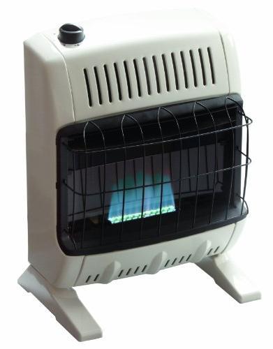 Mr. Heater 10,000 BTU Natural Gas Blue Flame Vent Free Heate