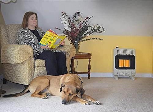 Mr. Heater Vent-Free BTU Radiant Multi