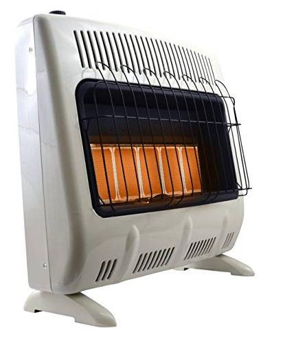 Mr. BTU Radiant Heater Multi
