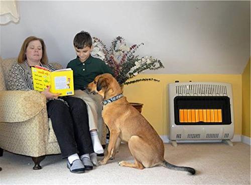 Mr. Heater Vent-Free 30,000 BTU Radiant Heater Multi